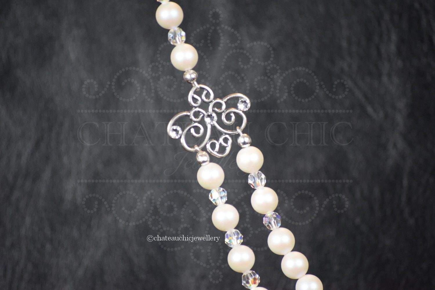 Coupe De Champagne Close Up Chateau Chic Jewellery